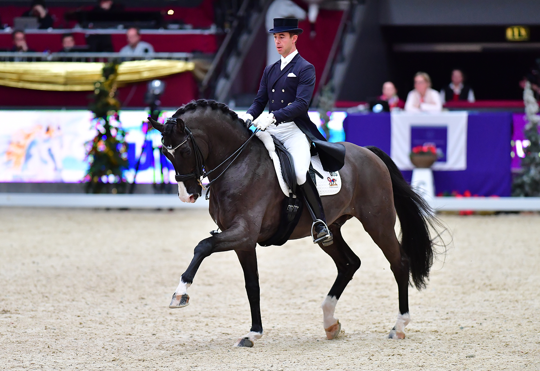 Amadeus Horse Indoors 2018 Benjamin Werndl Ger Gewinnt Den Weltcup