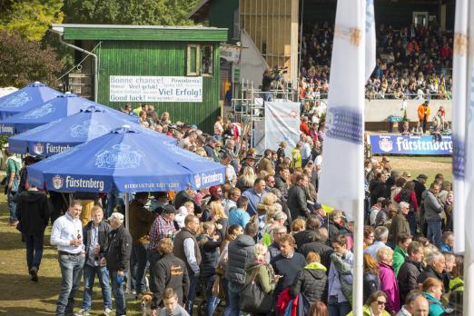 Foto: Zuschauermagnet CHI startet am Donnerstag - Fotograf: sportfotos-lafrentz