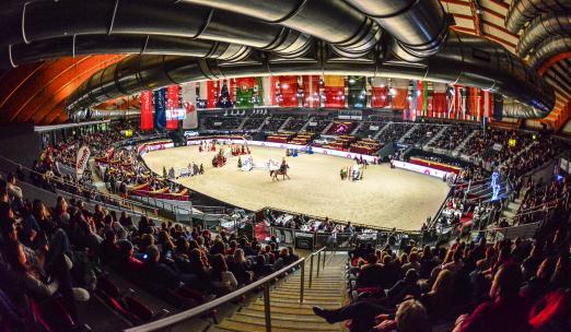 Foto: Arena Impressionen - Fotograf: Daniel Kaiser