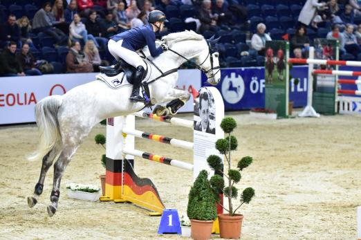 Foto: Michale Jung: Reitmeister - Olympiasieger und Gast beim Braunschweig CLASSICO · Fotograf: Foto - Design gr. Feldhaus