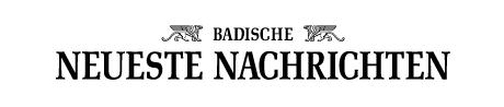 Artikelveröffentlichung mit freundlicher Genemigung BADISCHE NEUESTE NACHRICHTEN, erschienen in der Printausgabe vom Donnerstag, 8. April 2021