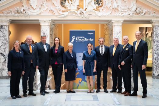 Foto: Der zehnköpfige Vorstand des WRFC hat einstimmig beschlossen, das LONGINES PfingstTurnier Wiesbaden in diesem Jahr abzusagen. - Fotograf: WRFC
