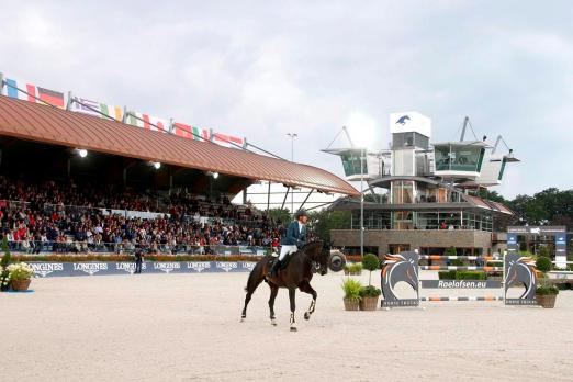 Foto: Tops International Arena - Fotograf: LGCT / Stefano Grasso