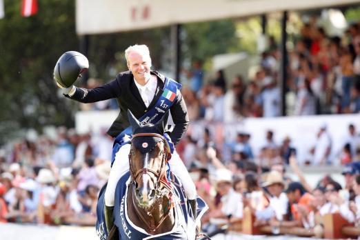 Foto: Jerome Guery - Sieger im LGCT Grand Prix von Mexiko City - Fotograf: LGCT / Stefano Grasso