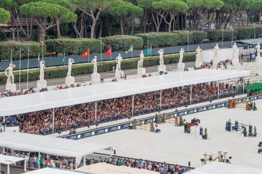 Foto: Stadio dei Marmi - Rom - Fotograf: Stefano Grasso /LGCT